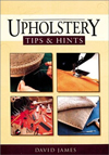 Click here for larger photo of Upholstery Tips & Hints