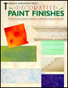 Click here for larger photo of Decorative Paint Finishes