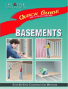 Click here for larger photo of Quick Guide: Basements: Step-by-Step Construction Methods (Quick Guide)