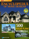 Click here for larger photo of Encyclopedia of Home Designs: 500 House Plans