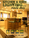 Click here for larger photo of Kitchen & Bath Lighting...made easy