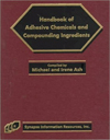 Click here for larger photo of Handbook of Adhesive Chemicals and Compounding Ingredients