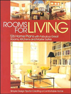 Click here for larger photo of Rooms for Living: 126 Home Plans With Fabulous Great Rooms, Kitchens and Master Suites