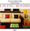 Click here for larger photo of Living Rooms (Elle Decor Portfolios)