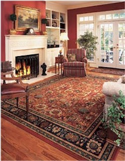 828 International Trading - Area Rugs