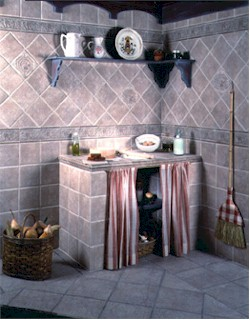 Azuvi Ceramic Tile - Ceramic and Porcelain