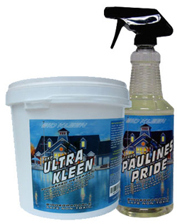 Bio-Kleen Products - Cleaning and Restoration