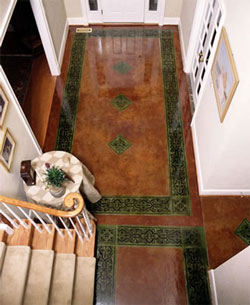 Brickform Chemical Stain - Specialty Floors