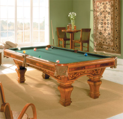 Brunswick Billiards - Furnishings