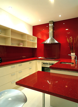 CaesarStone Quartz Surfaces - Countertop and Surfaces
