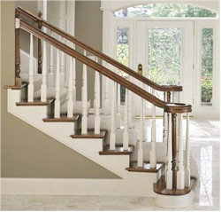 WM Coffman Stair Company - Furnishings
