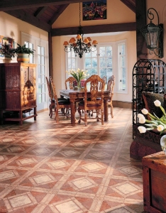 Congoleum® Vinyl Flooring - Vinyl and Resilient