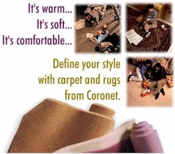 Coronet Carpet - Carpeting