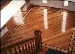 Decorative Flooring - Wood Flooring