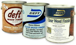 Deft Finishes - Paints and Coatings