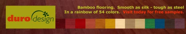 Duro Design Bamboo Flooring