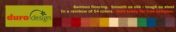 Duro Design Bamboo Flooring