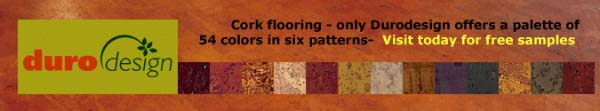 Duro Design Cork Flooring