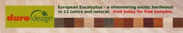 Duro Design Eucalyptus Flooring