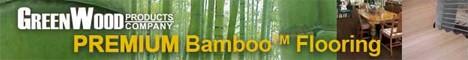 GreenWood Bamboo™ Floors
