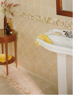InterCeramic� USA Tile - Ceramic and Porcelain