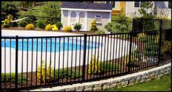 Jerith Aluminum Fences - Fencing