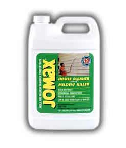 Jomax� Cleaner - Cleaning and Restoration