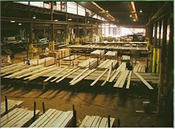 Linden Lumber Wood Flooring - Wood Flooring
