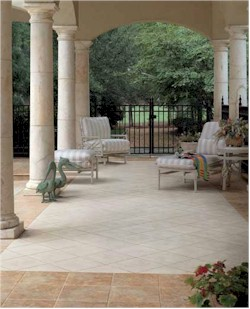 Mannington Porcelain Tile - Ceramic and Porcelain