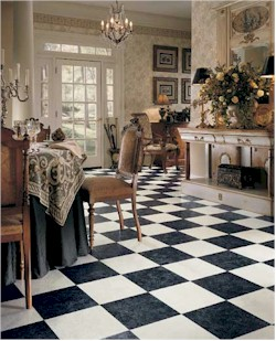 Mannington Vinyl Flooring - LVT and Vinyl