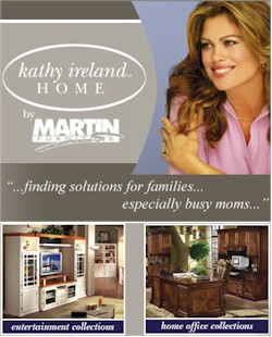 Kathy Ireland™ Martin Furniture - Furnishings