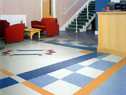 Nora Rubber Flooring - Vinyl and Resilient