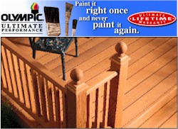 Olympic® Paints & Stains - Paints and Coatings