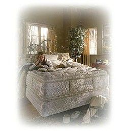 Restonic® Mattress - Fabrics and Bedding
