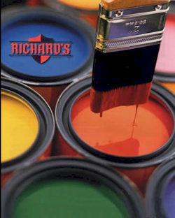 Richard's Paint - Paints and Coatings