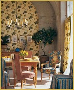 Schumacher Wallpaper - Wall Decor