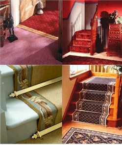 Stair Rods USA - Flooring Accessories
