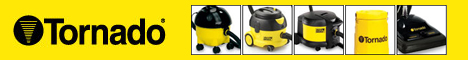 Click Here to view Tornado® Cleaning Equipment