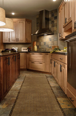 6 Square Cabinets  - Cabinetry