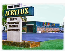 Acrylux Paint - Paints and Coatings