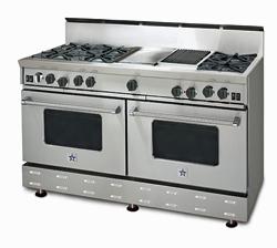 BlueStar Ranges - Appliances