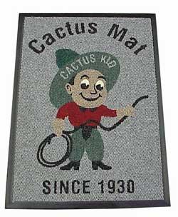 Cactus Mat - Mats and Runners