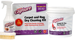 Capture Cleaner - Cleaning and Restoration