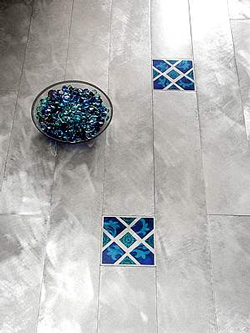 Carina Works Metal Tiles - Specialty Floors
