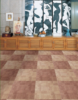 Daejin America Luxury Vinyl Tiles