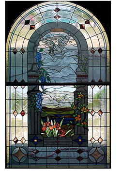 Down East Stained Glass New Bern North Carolina