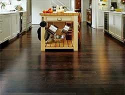 Durodesign cork and bamboo flooring laval qc for Cork flooring kitchen reviews
