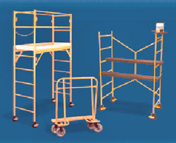 Perry Scaffolding - Equipment