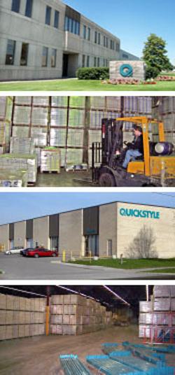 Quickstyle™ Laminate Flooring
