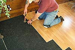 RB Rubber Flooring